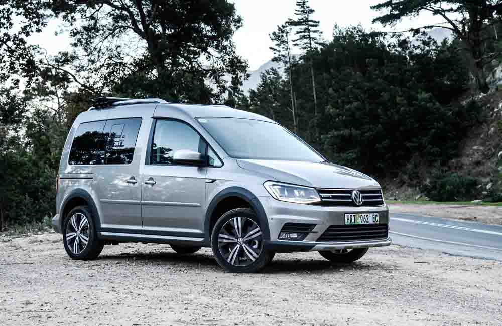 Long-term test: Volkswagen Caddy Alltrack 2,0 TDI DSG