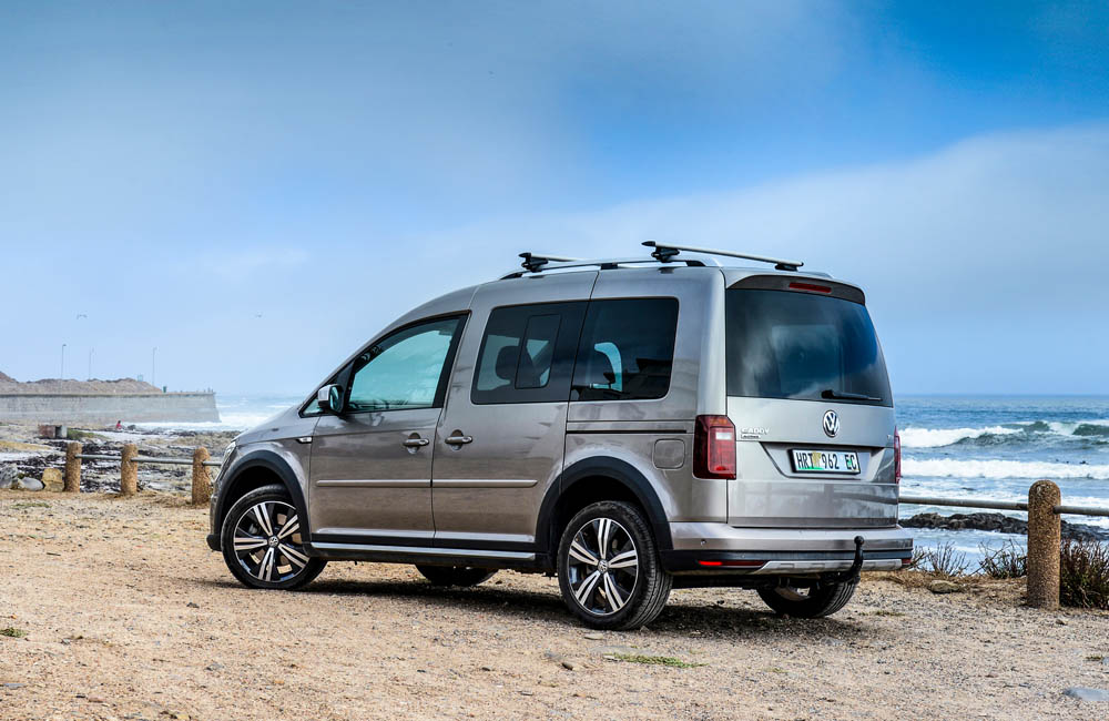 long term test vw caddy alltrack 2 0 tdi dsg car magazine. Black Bedroom Furniture Sets. Home Design Ideas