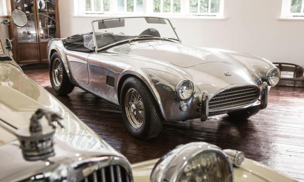 AC to produce nine new legacy Cobra models.