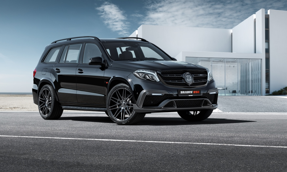 Brabus reveals 625 kW GS 850 XL.