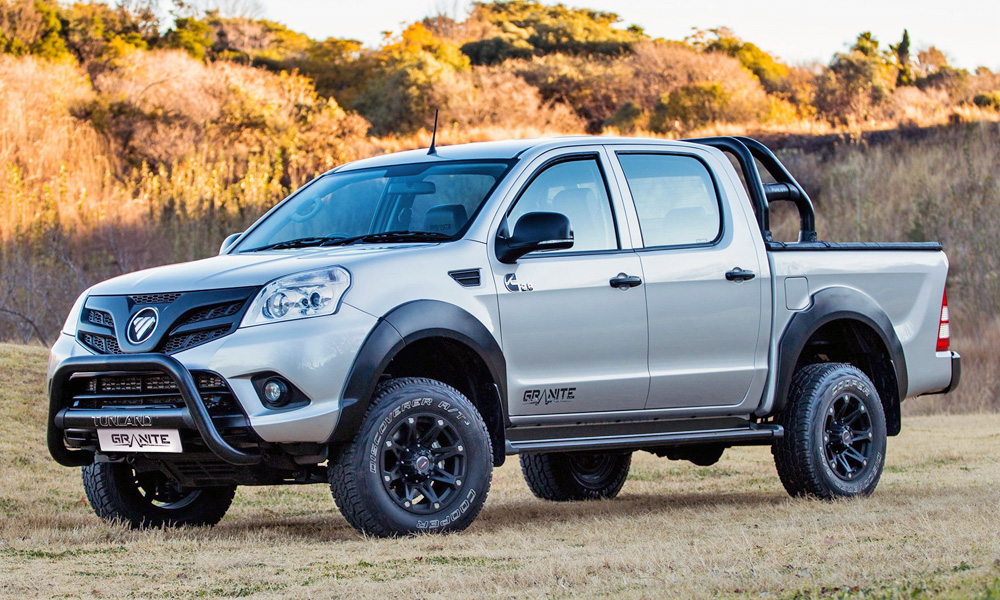 Ford Ranger 2016 Double Cab >> Foton Tunland - CAR magazine