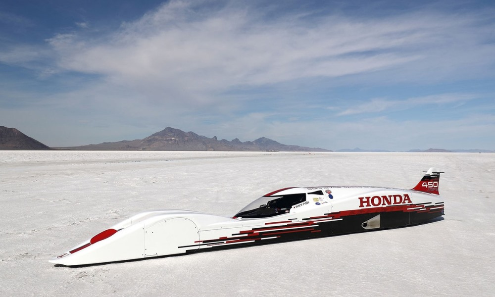 The Honda S-Dream is faster than your friend's Civic.