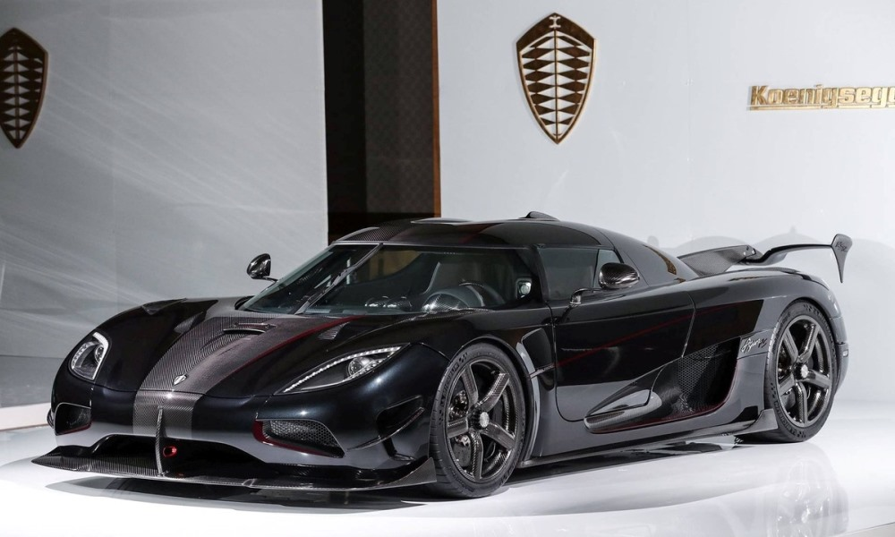 Koenigsegg reveals Japan-only Agera RSR.
