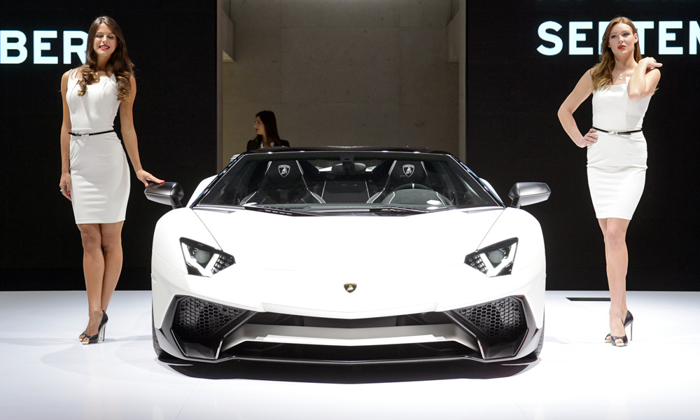 Lamborghini will not be in Paris this year