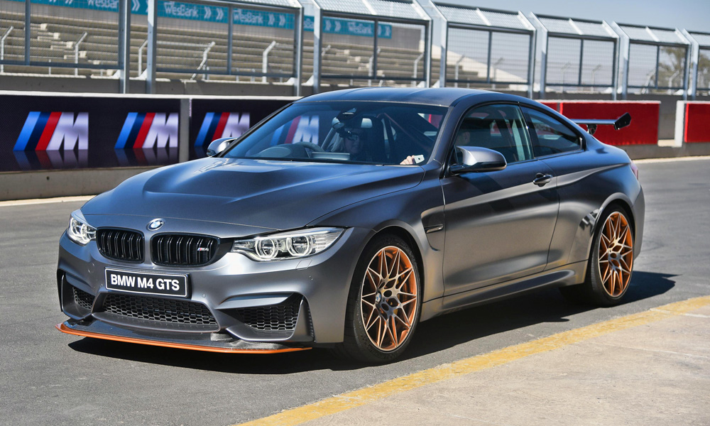 Bmw M4 Gts In Sa All 23 Units Sold At R2 2m Apiece Car Magazine