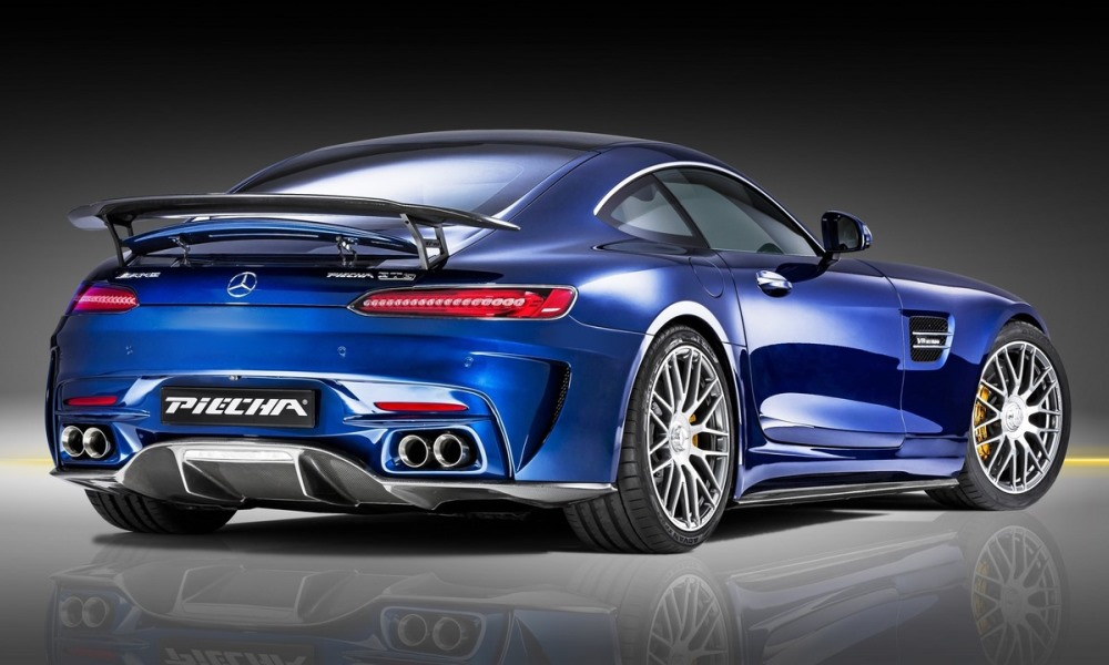 AMG GT-RSR by Piecha revealed.