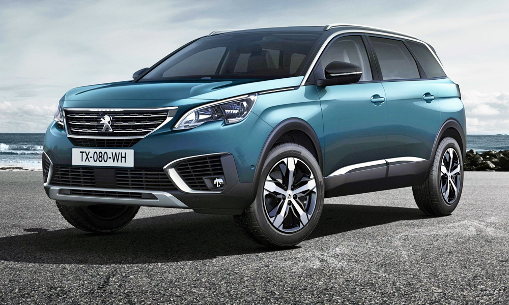 Peugeot 5008 re-invented as a seven-seater SUV... - CAR magazine