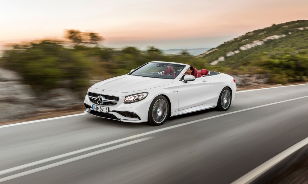 DRIVEN: Mercedes-AMG S63 & S65 Cabriolet