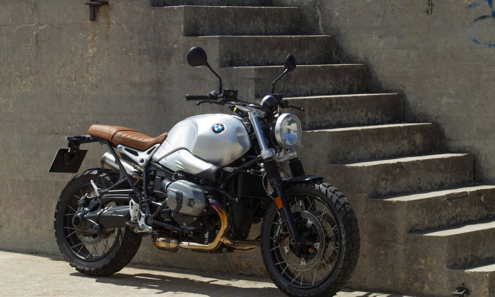 Bmw R Nine T For Sale >> RIDDEN: BMW R Nine T Scrambler - CAR magazine
