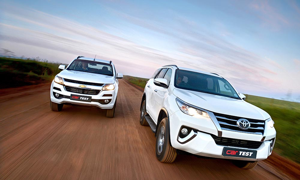 Chevrolet Trailblazer vs. Toyota Fortuner