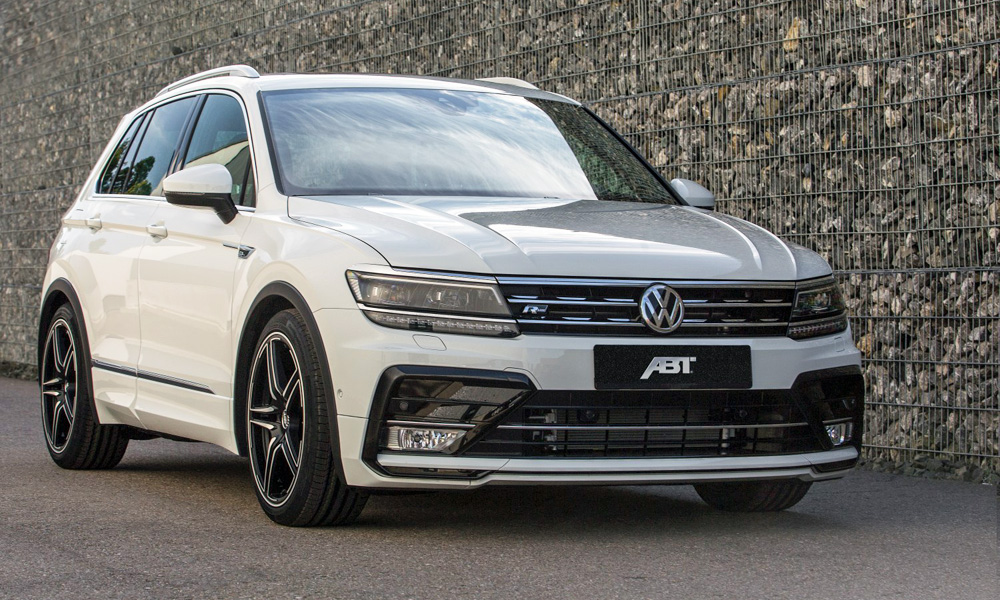 abt reveals tuning kits for new volkswagen tiguan car. Black Bedroom Furniture Sets. Home Design Ideas