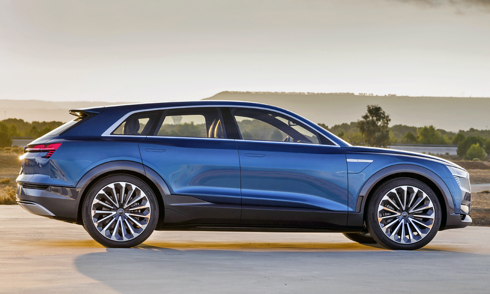 Earlier reports suggested the Q6 e-tron badge would be used.