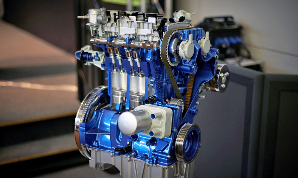 Ford EcoBoost downsizing