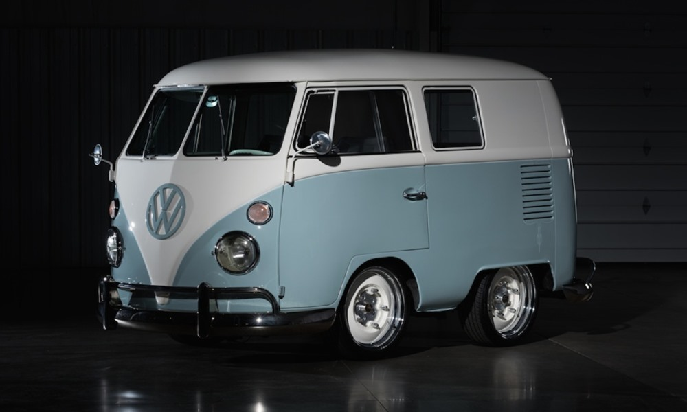 Gas Monkey VW Shory Bus up for auction
