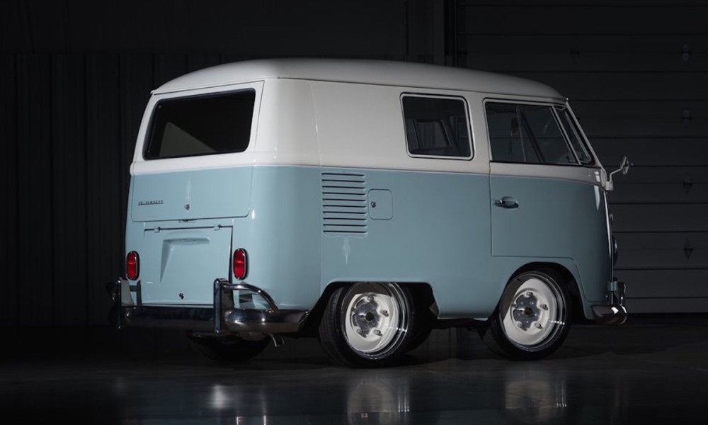 Gas Monkeys VW Shorty Bus Is Up For Auction CAR Magazine - Gas monkey aston martin sale price