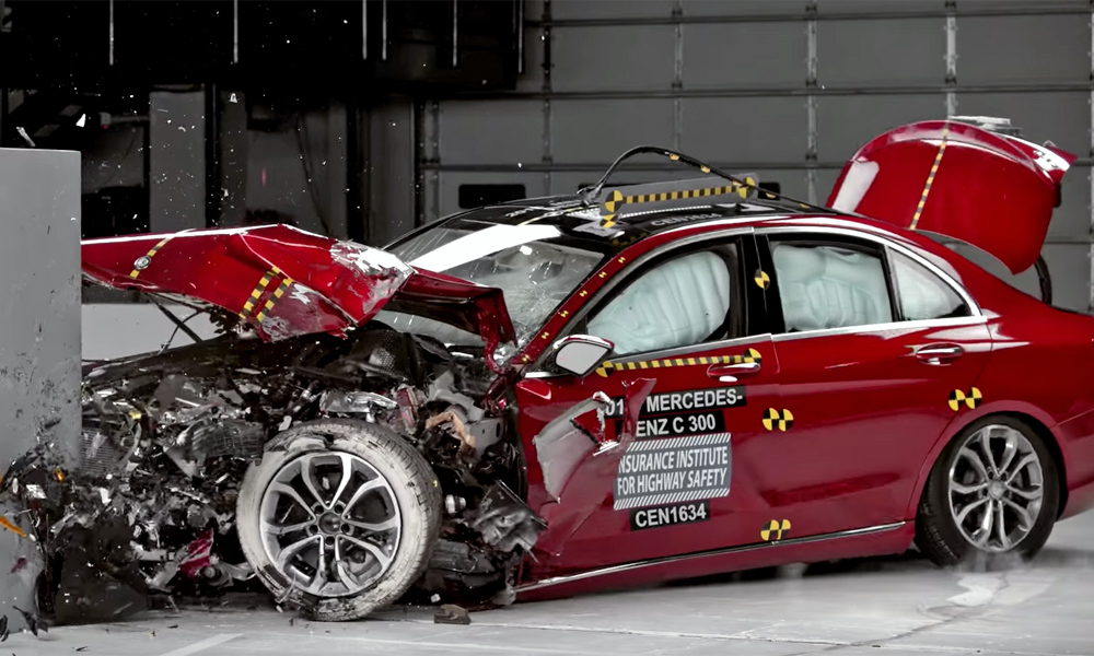 Mercedes-Benz C-Class wins top safety rating in US - CAR magazine