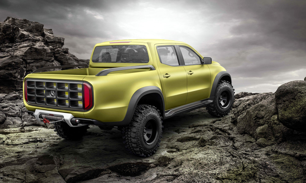 The range-topper will employ a V6 diesel mill.