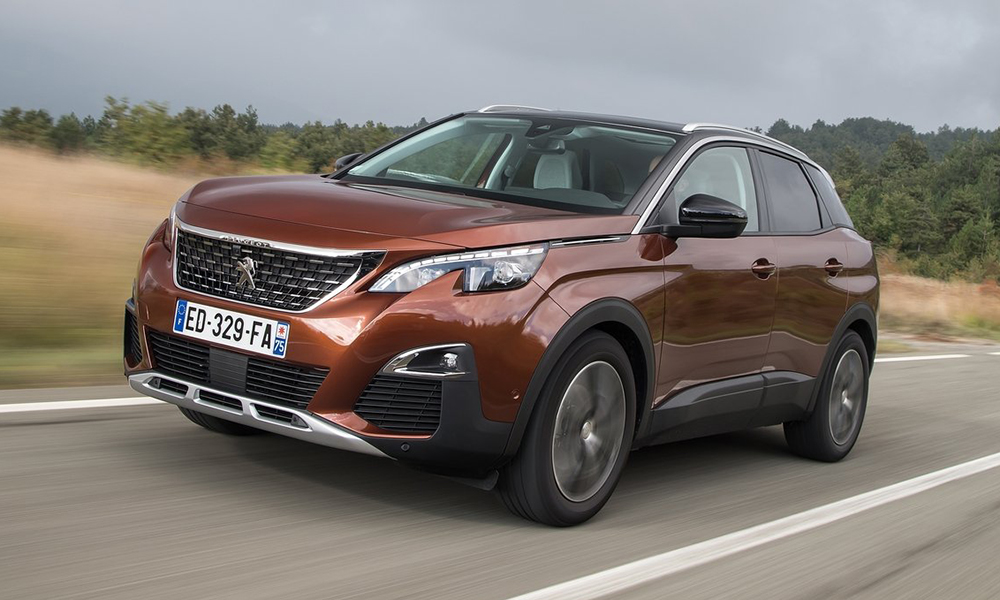 The new 3008 is dynamically engaging