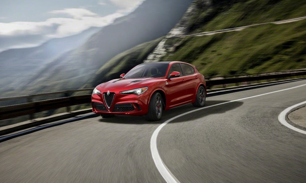 Alfa Romeo Stelvio leaked; set to take on the Germans