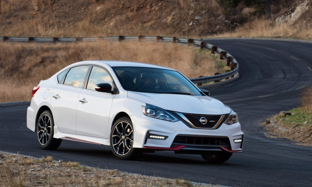 Nismo spices up the Sentra SR Turbo