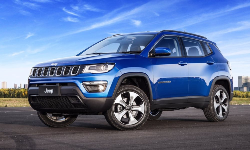 New Jeep Compass gains three transmission options