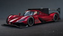 Mazda reveals its RT24-P Racecar for 2017 DPi season