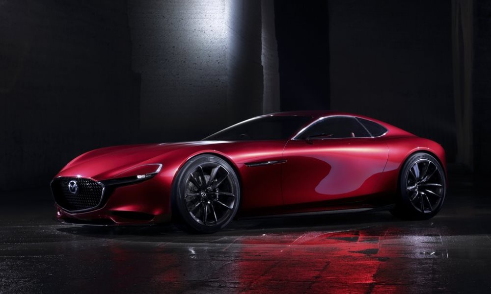 Mazda reassures rotary fans despite development issues