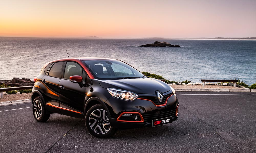 Renault Captur Sunset Edition