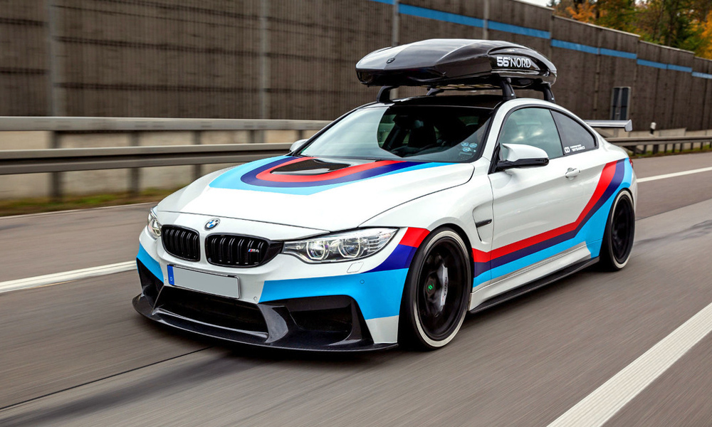 This Carbon Crazy Bmw M4 Has Been Tuned To 522 Kw Car