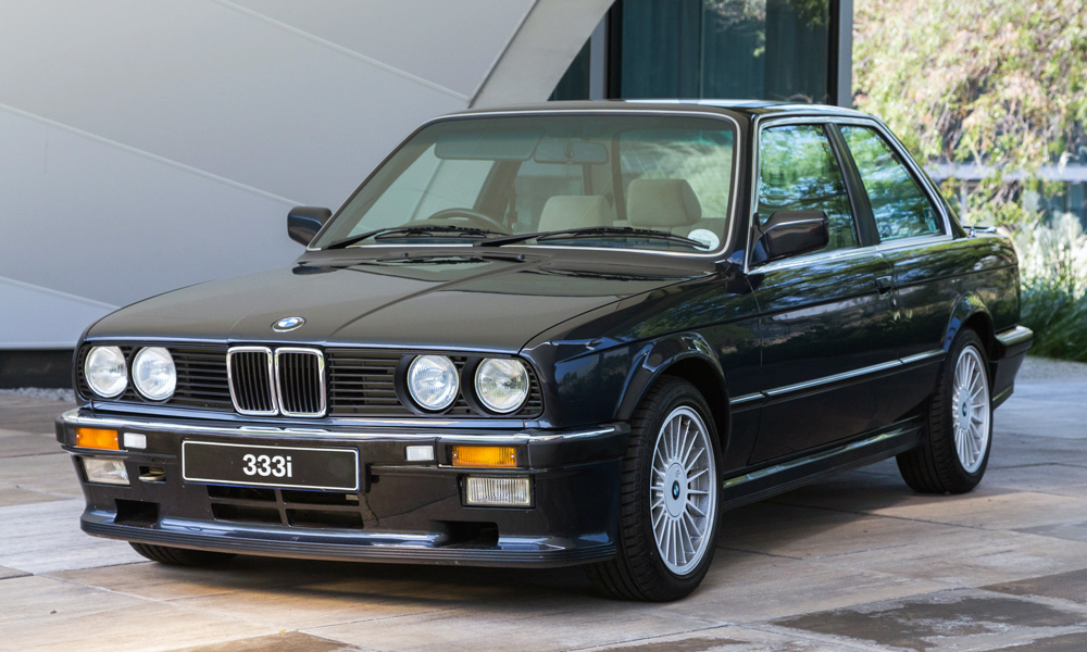 The 333i is specific to South Africa.