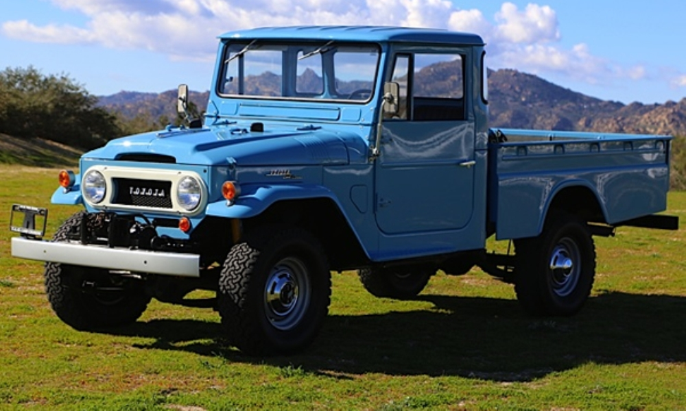 5 '70s single cab bakkies for under R85 000