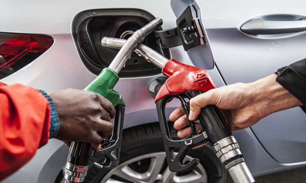 Fuel prices and the rand