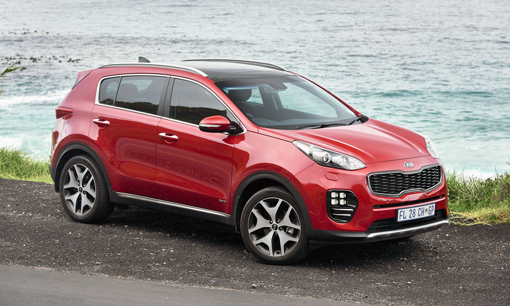 Would you rather: new Kia Sportage or a used … ? - CAR magazine