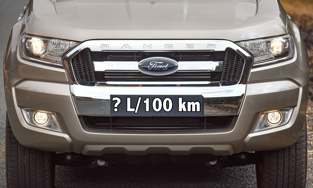 Ford Ranger 2,2, one of the most fuel efficient double-cab bakkies in SA.