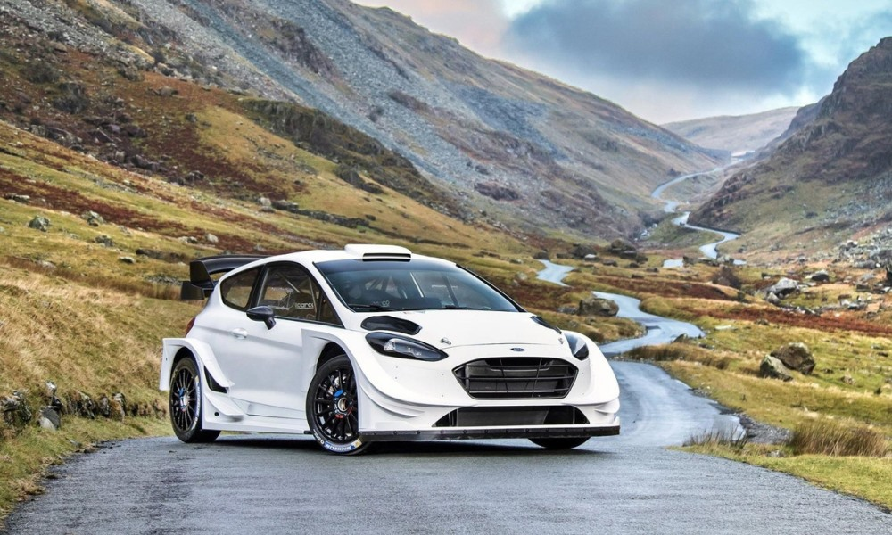 Ford Fiesta joins the battle for WRC next year