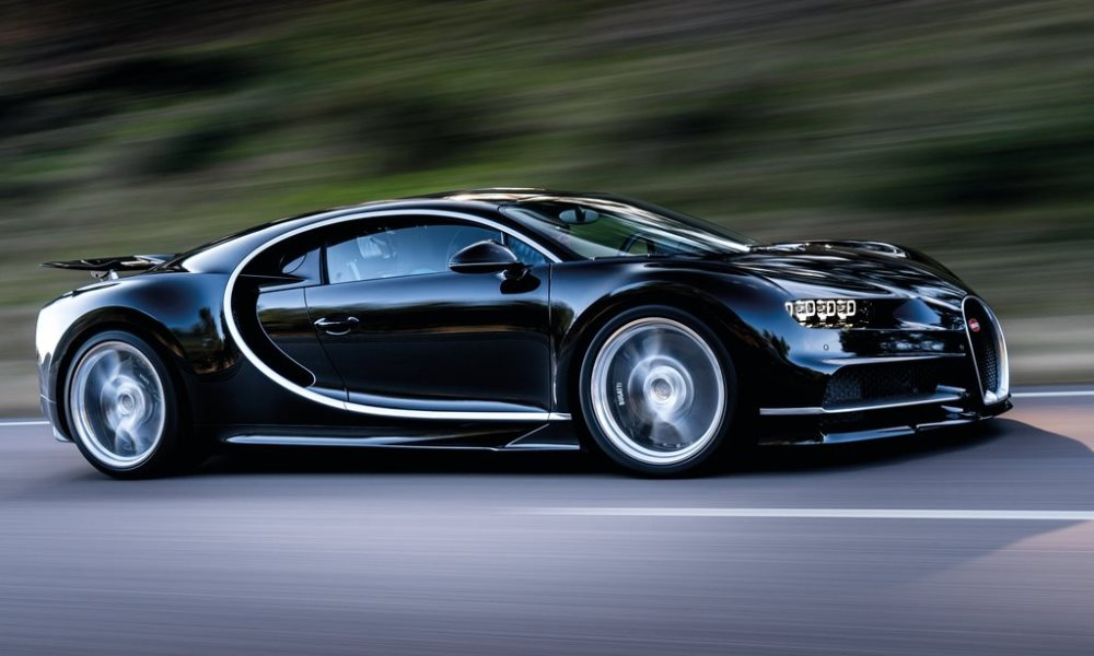 220 Bugatti Chirons have been sold at R35mil a pop