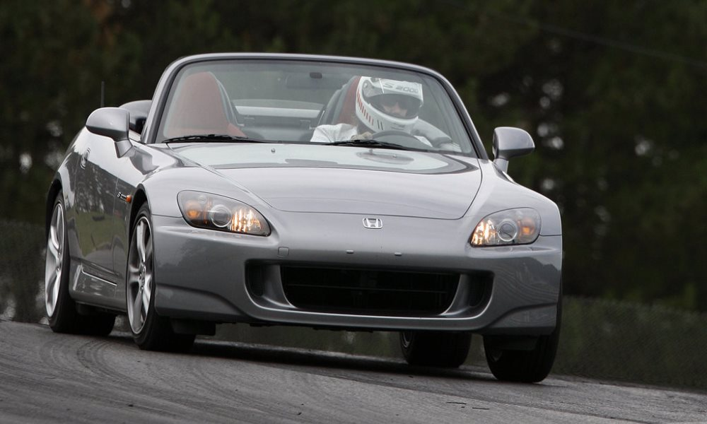 Aussie dealership sold a new Honda S2000 last month
