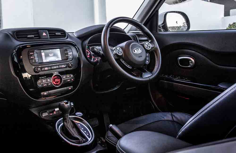 Modern and quality interior of the Soul.