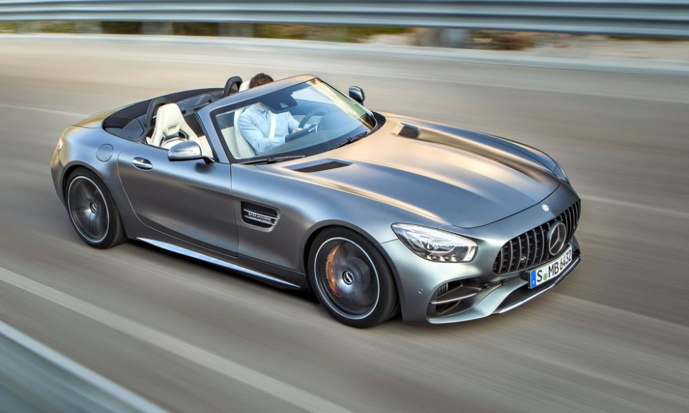 This is how much the Mercedes-AMG GT C will cost in SA