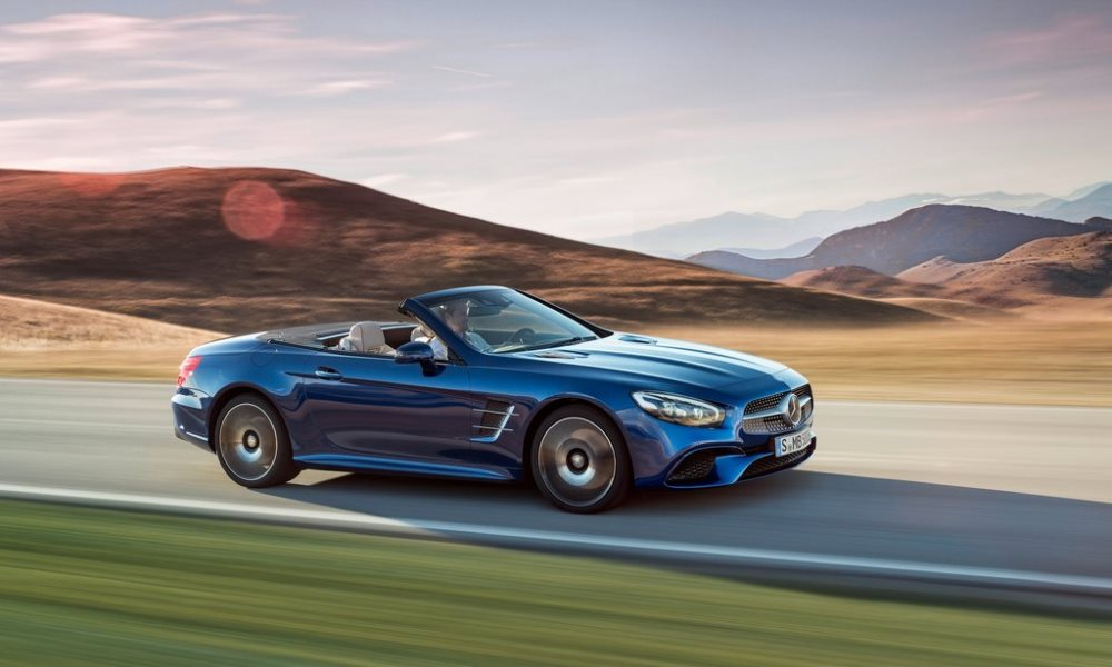 Next-gen Mercedes-Benz SL to use AMG GT platform