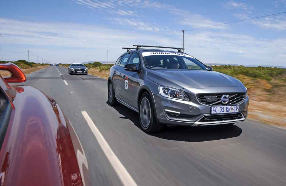 Volvo V60 Cross Countr front