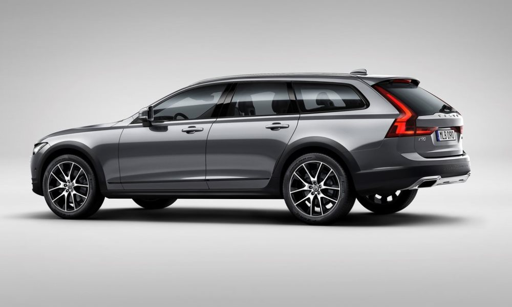 Polestar spices up the Volvo V90 Cross Country