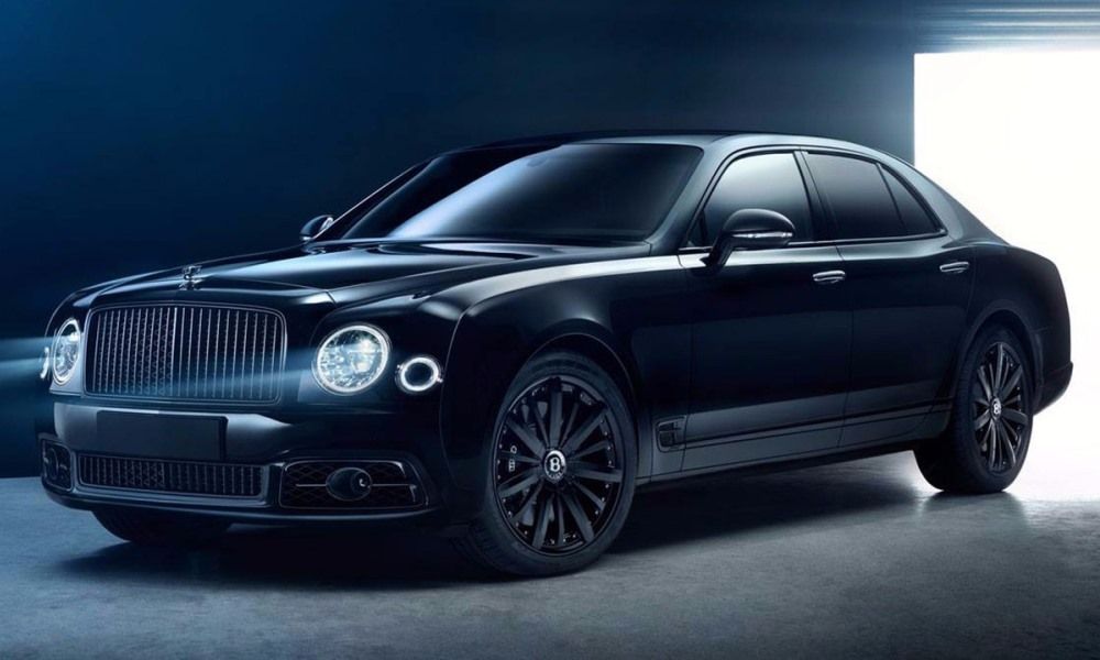 Bentley reveals one-off Mulsanne Bamford X