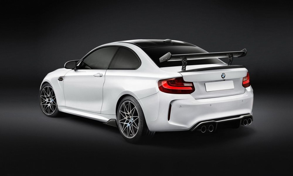 BMW M2 CS to adopt M4 engine?