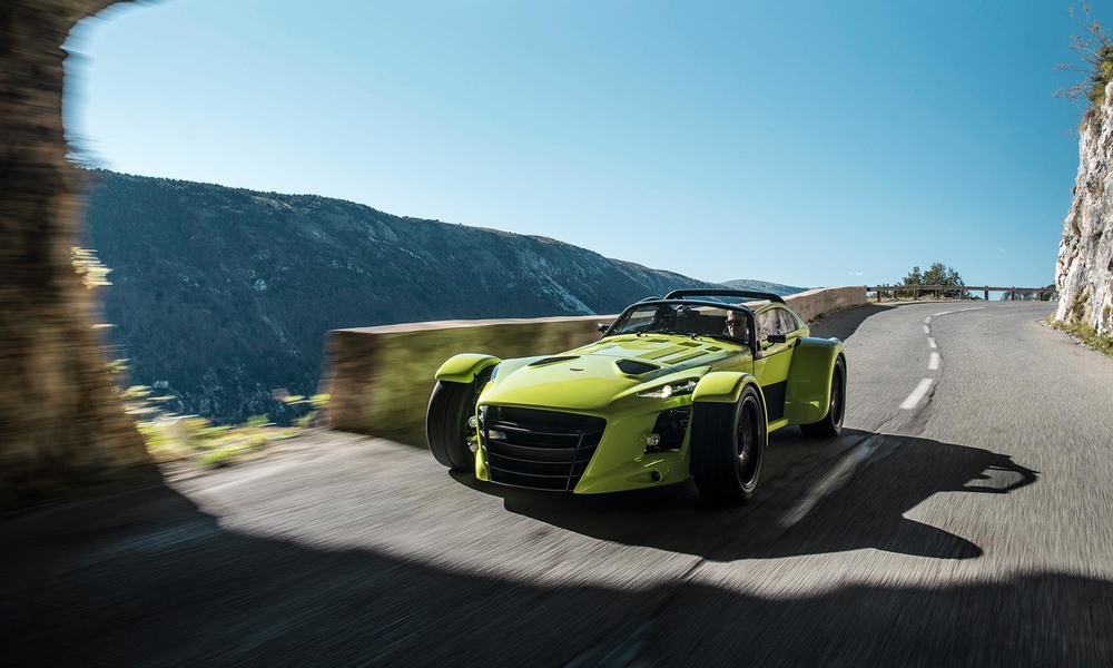 Donkervoort announce special edition D8 GTO-RS