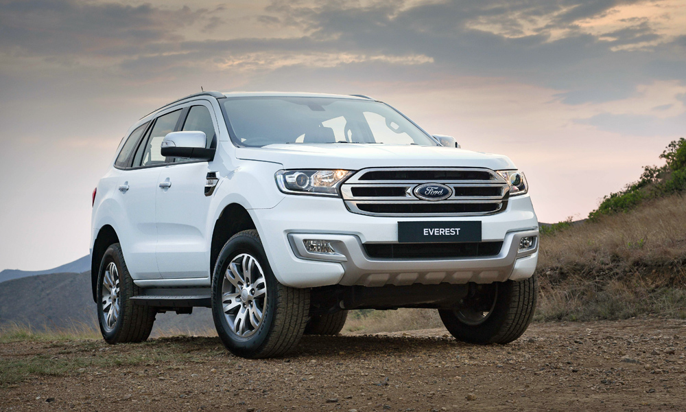 DRIVEN: Ford Everest 2,2 TDCi XLT 6AT 4x2