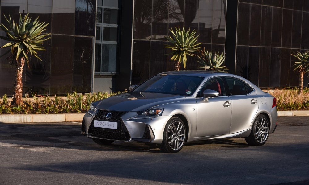 DRIVEN: Lexus IS 350 F Sport