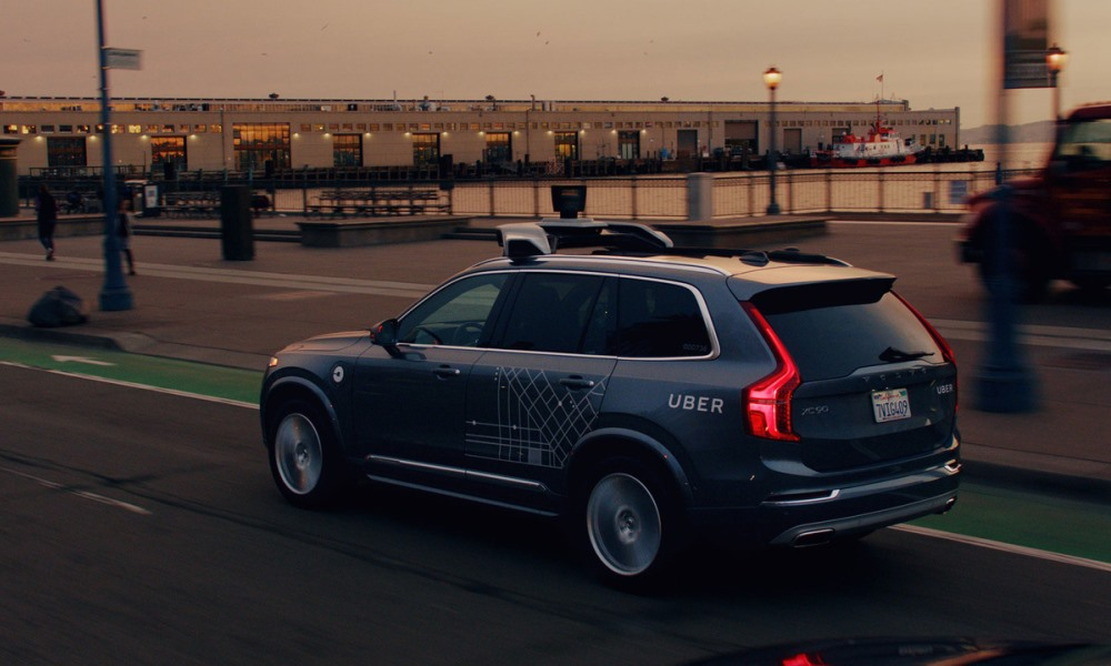 Autonomous Uber Volvo banned after jumping red light