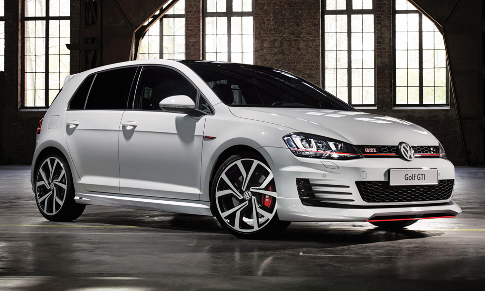 Volkswagen Golf GTI with Oettinger body kit