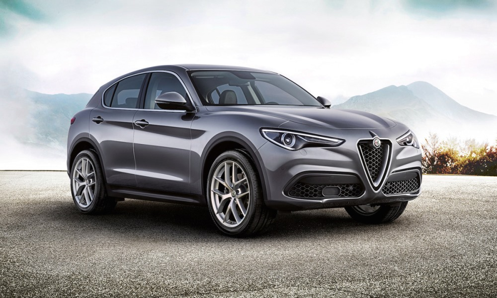Alfa Romeo launches its Stelvio with the First Edition